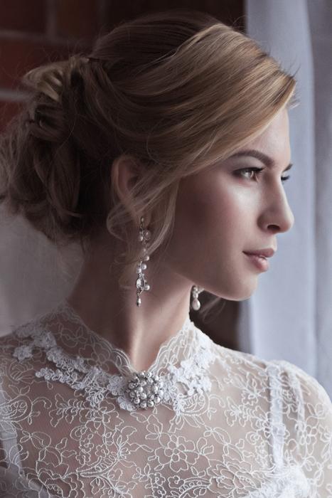 Макияж и укладка на свадьбе
