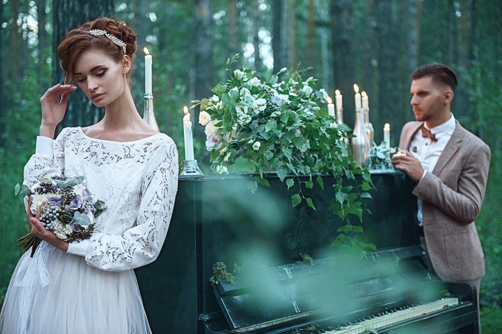 свадебный фотограф на регистрации брака