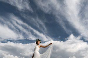 Идеальная свадебная фотосессия