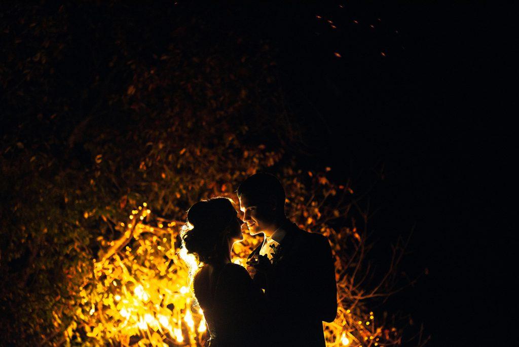 Идеальное время для свадебной фотосессии