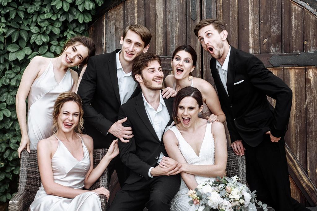 Свадебный фотограф создаёт неповторимую атмосферу