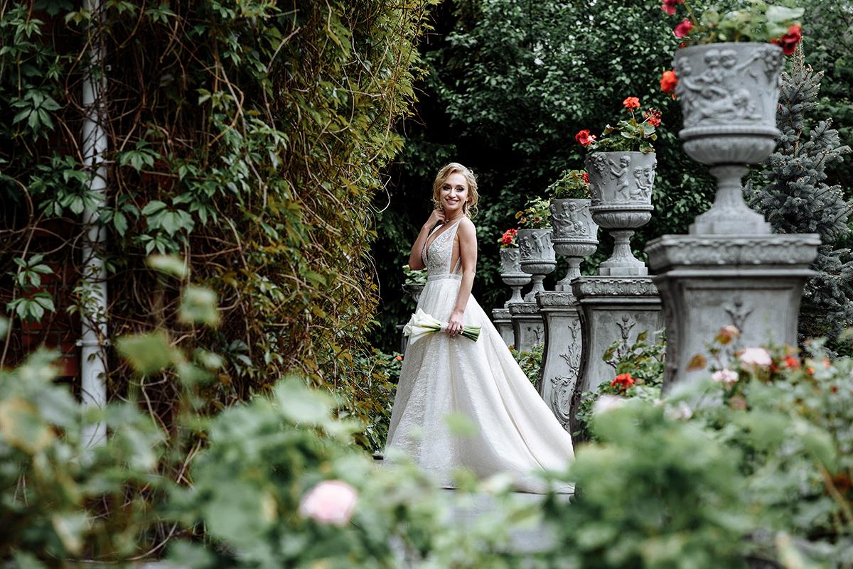 свадебный фотограф в Новосибирске организует фотосессию